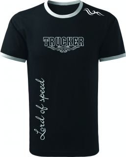Truck tričko TRUCKER Lord of speed